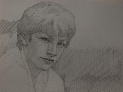 Glen Sketch I