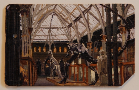 Pitt Rivers Museum Metrocard (copy)