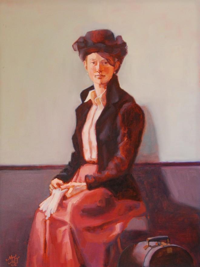 Isabel Archer Study