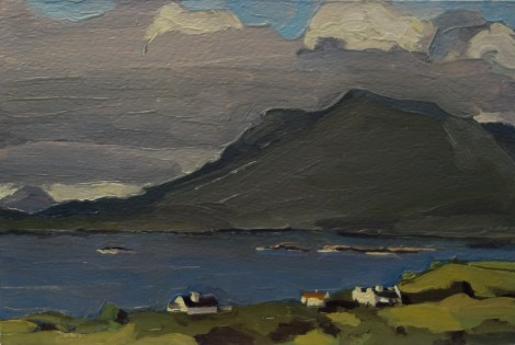 connemara-i_oil-on-paper_9-x-6