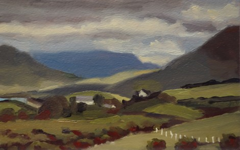 connemara-vi_oil-on-paper_9-x-5-75