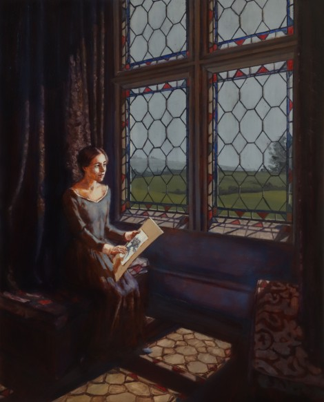jane-eyre_oil-on-panel_16x20