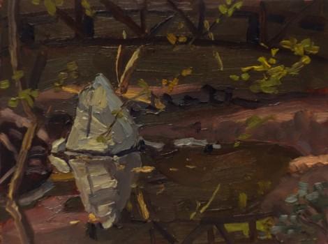 sligo-creek_oil-on-paper_4-5-x-6