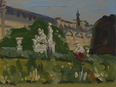 statues-in-the-tuilleries-garden-paris_oil-on-paper_4-5-x-6