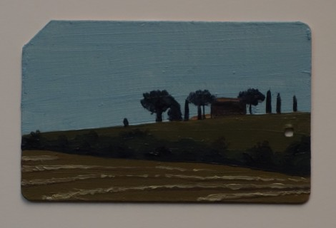Tuscan Hillside III