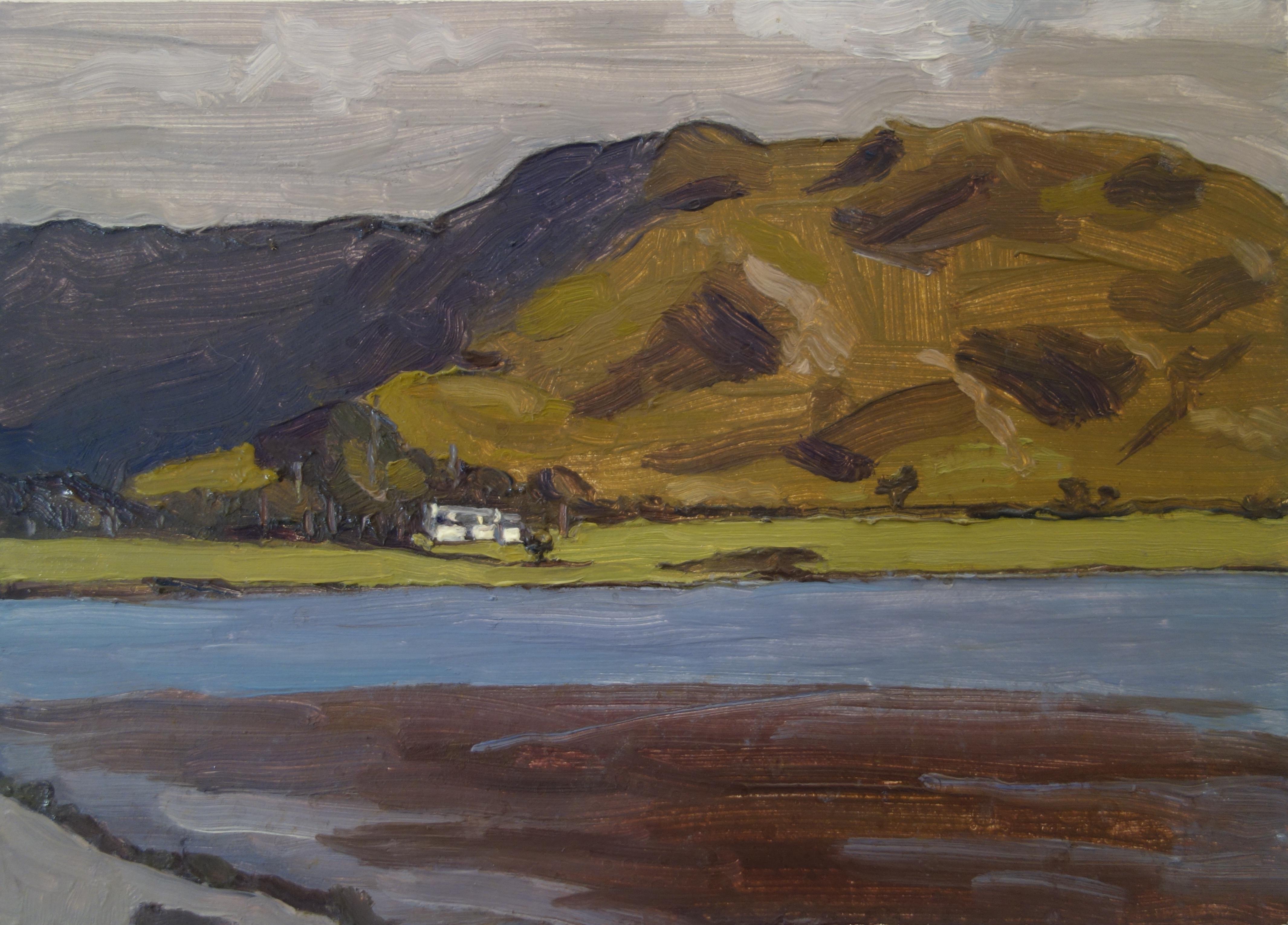 Arnisdale Cottage Scotland