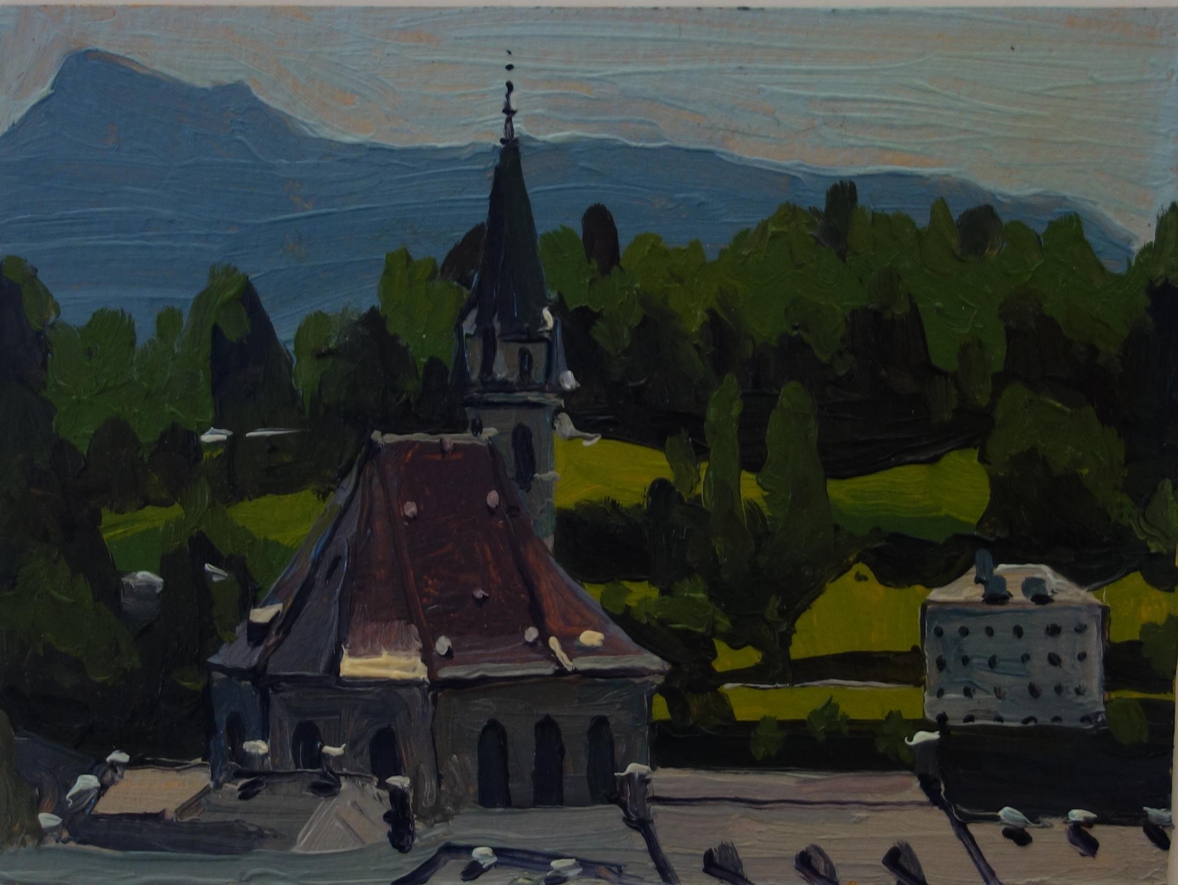 Franciscan Church Salzburg