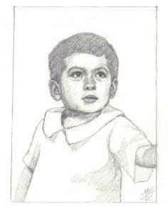George Sketch011