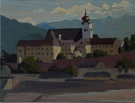 Stift Nonberg Abbey Salzberg