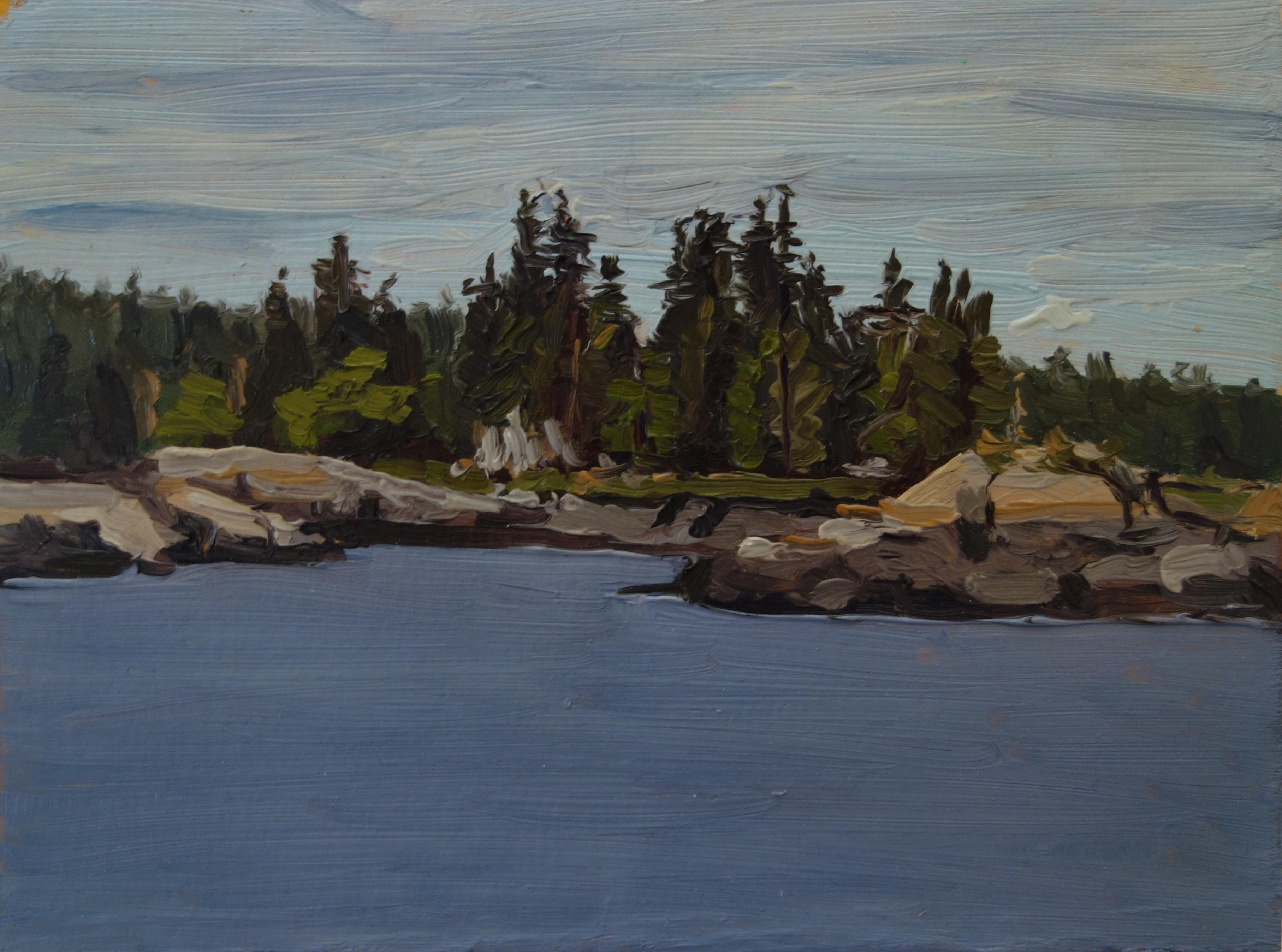 Vanalhaven Maine Rocks