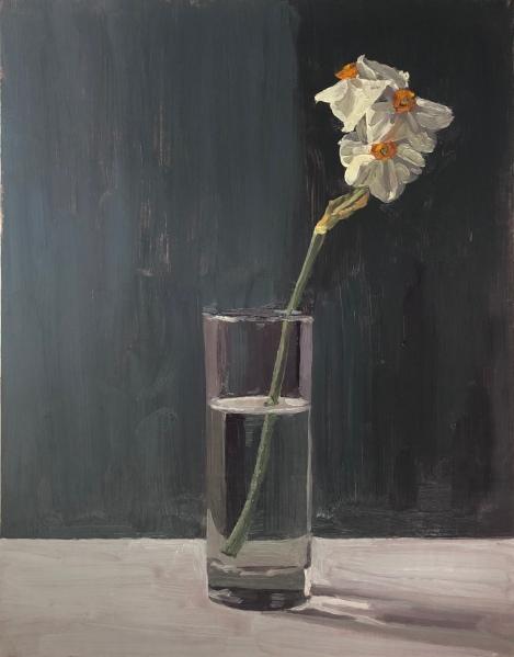 Flowers of Solitude XV